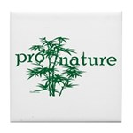 Pro Nature Graphic Tile Coaster