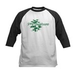 Pro Nature Graphic Kids Baseball Jersey