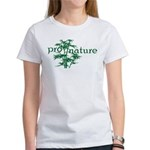 Pro Nature Graphic Women's T-Shirt