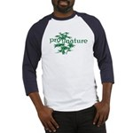 Pro Nature Graphic Baseball Jersey