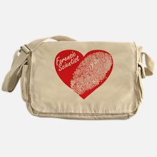 Latent Heart Messenger Bag