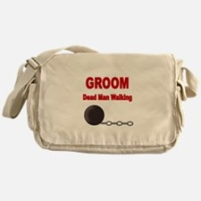 GROOM Messenger Bag