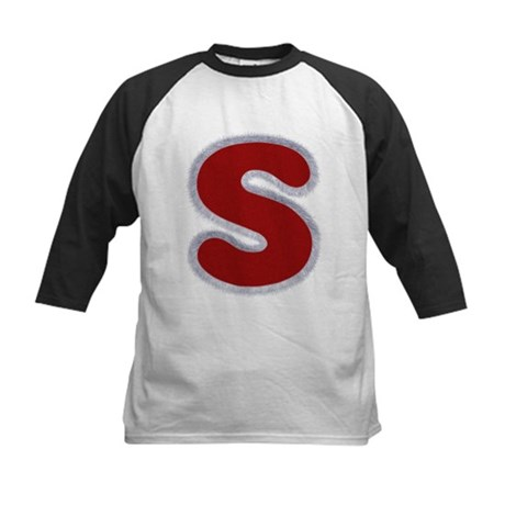 S Santa Fur Baseball Jersey