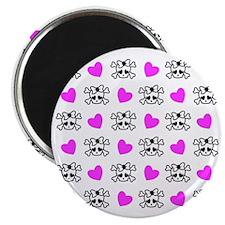 Cutie Skulls  Magnet