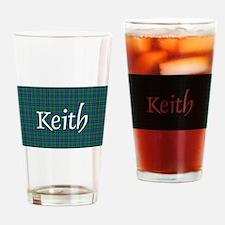 Tartan - Keith Drinking Glass