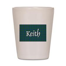 Tartan - Keith Shot Glass