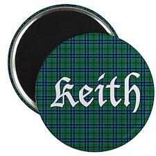 Tartan - Keith Magnet