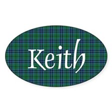Tartan - Keith Decal
