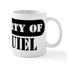 Property of Ezequiel Coffee Mug