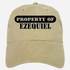 Property of Ezequiel Baseball Baseball Cap