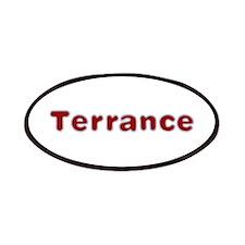 Terrance Santa Fur Patch