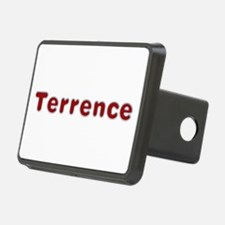 Terrence Santa Fur Hitch Cover