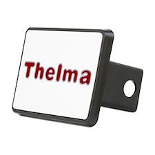 Thelma Santa Fur Hitch Cover