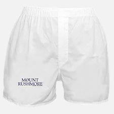 Rushmore Boxer Shorts
