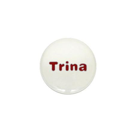 Trina Santa Fur Mini Button 10 Pack
