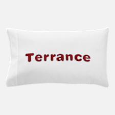 Terrance Santa Fur Pillow Case