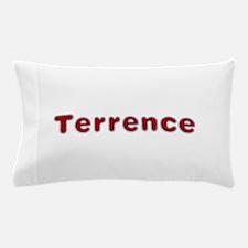 Terrence Santa Fur Pillow Case