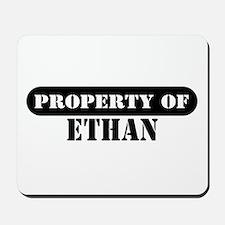 Property of Ethan Mousepad