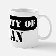 Property of Ethan Mug