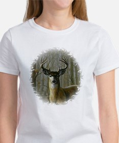 WHITE TAILED BUCK Tee