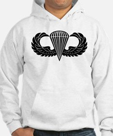 Jump Wings Stencil Jumper Hoody