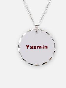 Yasmin Santa Fur Necklace
