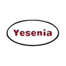 Yesenia Santa Fur Patch