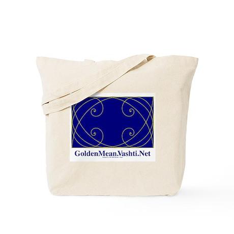 Four Spirals Tote Bag