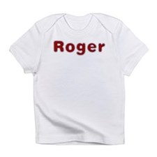 Roger Santa Fur Infant T-Shirt