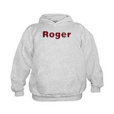 Roger Santa Fur Hoodie