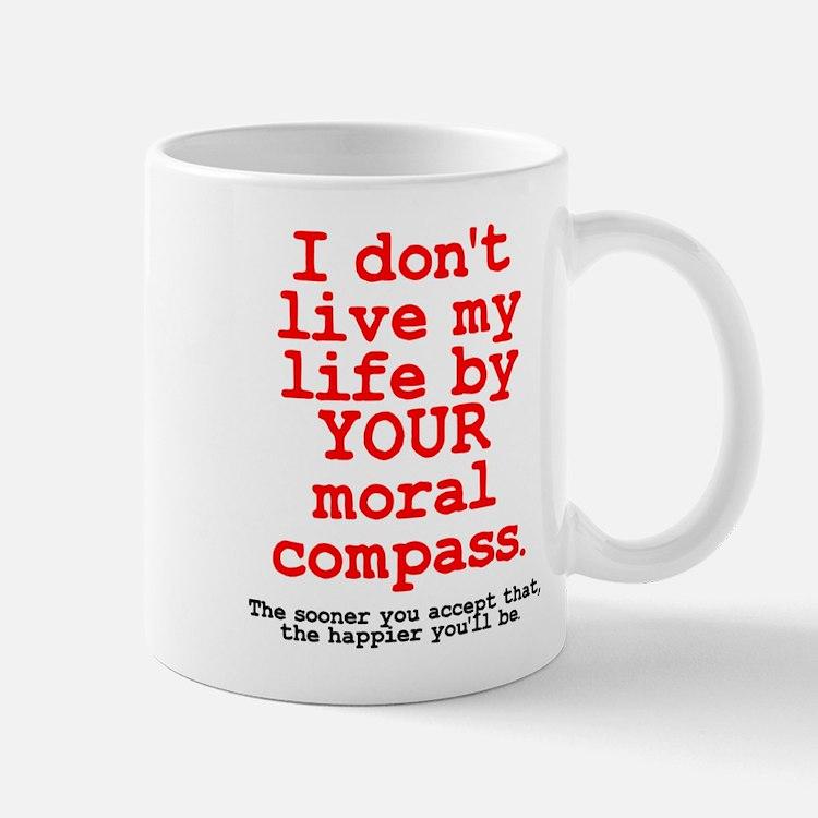 Your Moral Compass Mug