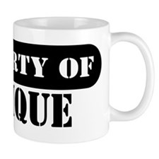 Property of Enrique Mug