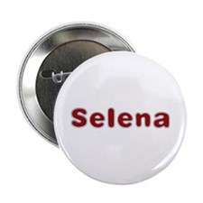Selena Santa Fur Button