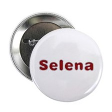Selena Santa Fur Button 10 Pack