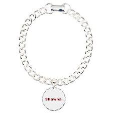 Shawna Santa Fur Bracelet