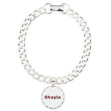 Shayla Santa Fur Bracelet