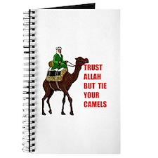 TRUST ALLAH Journal