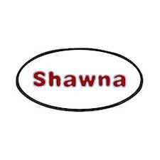Shawna Santa Fur Patch