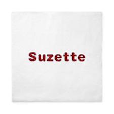 Suzette Santa Fur Queen Duvet