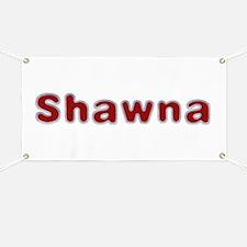 Shawna Santa Fur Banner