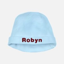 Robyn Santa Fur baby hat