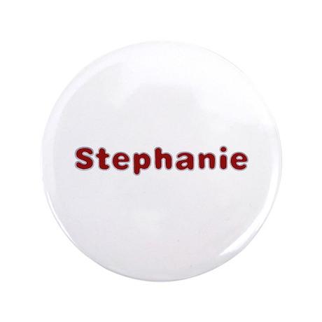 Stephanie Santa Fur Big Button 100 Pack