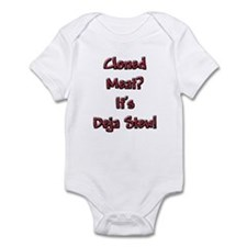 Cloned Meat Deja Stew Infant Bodysuit