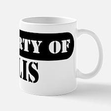 Property of Ellis Mug