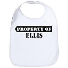 Property of Ellis Bib