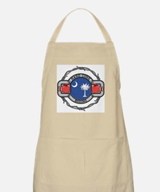 South Carolina Boxing BBQ Apron