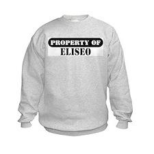 Property of Eliseo Sweatshirt