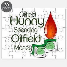Oilfield Hunny Spending Oilfield Money Puzzle