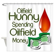 Oilfield Hunny Spending Oilfield Money Shower Curt