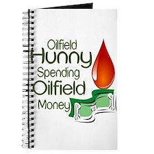 Oilfield Hunny Spending Oilfield Money Journal